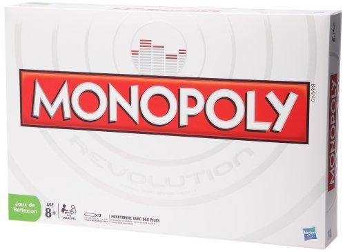 HASBRO Monopoly Révolution