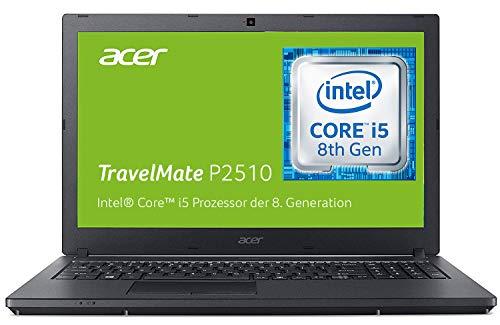 """Acer TravelMate TMP2510-G2-M-597P 1.6GHz i5-8250U Intel® CoreTM i5 di ottava generazione 15.6"""" 1920 x 1080Pixel Nero Computer portatile"""