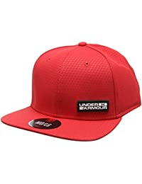 Under Armour Herren Cap Ua Embossed Flat Str Sportswear-Caps