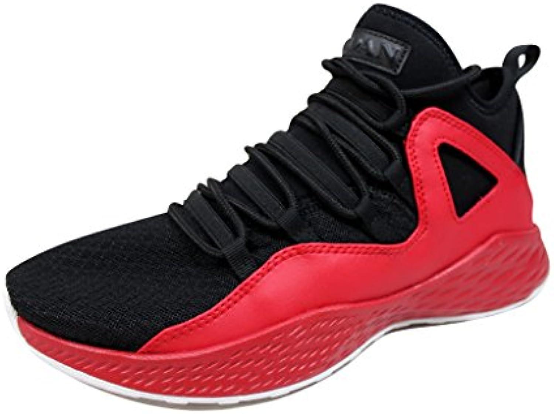 Nike - Jordan Formula 23-881465001 - El Color Negro-Rojo - ES-Rozmiar: 43.0