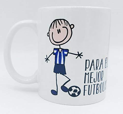 Taza ''Para el mejor futbolista'