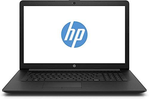 HP 17-by0205ng (17,3 Zoll HD+) Laptop (Intel Celeron N4000, 8GB RAM, 256 GB SSD, Intel HD Grafik 600, FreeDOS) schwarz