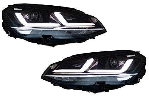Kitt ledhl104-cm Osram Full LED fari 12–17Chrome laptop Xenon & alogena