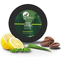 Mcaffeine Cool Jazz Caffeine Hair Cream for Men, 50ml