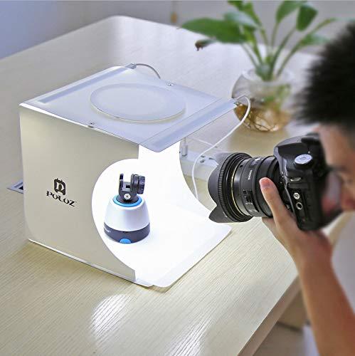 Heißer Verkauf Doppel Led Lichtleiste Raum Foto Studio Fotografie Beleuchtung Zelt Hintergrund Cube Box Fotografie Licht Box Studio