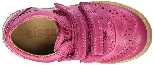 Bisgaard - Klettschuhe, Scarpe da ginnastica Unisex – Bambini Pink (4001 Pink)