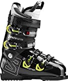 Salomon Impact Sport 100 Scarponi da sci 2018 Black/Acid Green