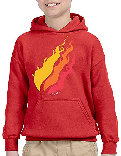 VinylStudio prestonplayz Youtuber Inspired Kids Hoodie 80% Cotton / 20% Polyester