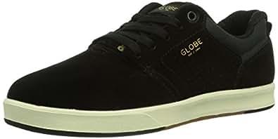 Globe Shinto, Chaussures de skateboard homme - Noir (Black Antique), 40 EU (6.5 UK) (7.5 US)