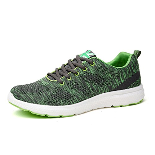 Men's Lightweight Breathable Trainers Shoes lv se