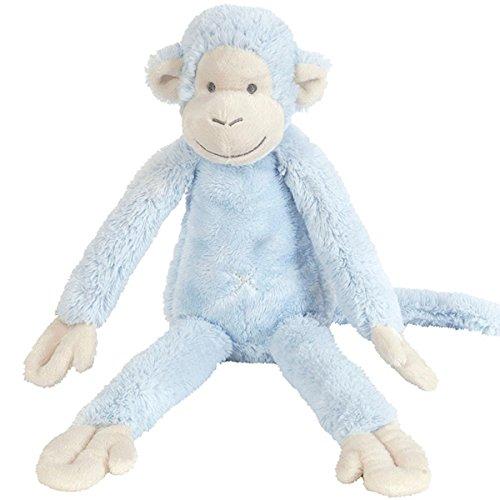 Happy Horse 130161 - Affe Mickey, Plüschtier, blau