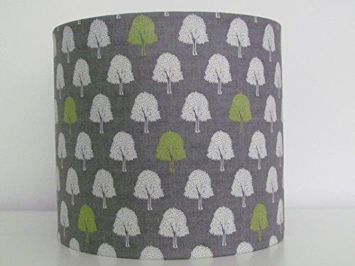 handmade-grey-lime-green-scandinavian-tree-drum-lampshade-lightshade