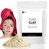 Bentonite Clay Mask Aztec Indian Healing Clay for Deep Pore Cleansing for Men