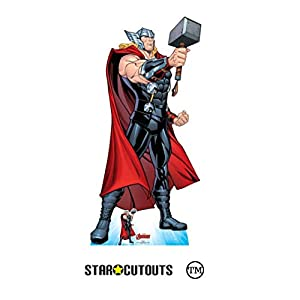 Star Cutouts SC1602 Ltd Thor Mjolnir