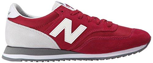 New Balance CW 620 B CB Burgundy Red