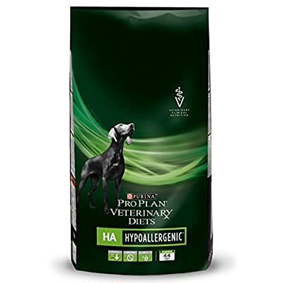 Purina Pro Plan Veterinary Diets Ha Hypoallergenic Dry Dog Clinical Diet Food, 11 kg