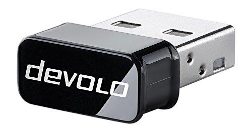 devolo WiFi Stick ac, Wireless USB Adapter, 433Mbit/s, Windows, Mac, WPS-fähig, keine Installation nötig, unkomplizierte Aufrüstung, WLAN-Standard der nächsten Generation