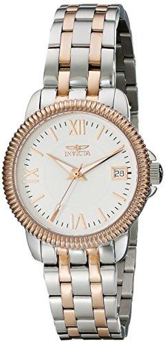 Invicta Women's 18071 Specialty Analog Display Swiss Quartz Two Tone Watch