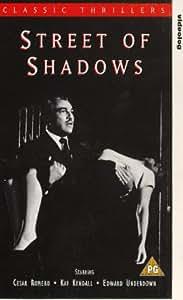 Street Of Shadows [1953] [VHS]