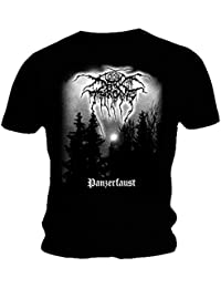 f501d9a09e825 Ripleys Clothing T-Shirt officiel Black Death Metal DARKTHRONE PaNZERFAUST  to.