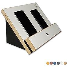 Oachkatzerl VanDock 27 Color Dockingstation (Die Ladestation für Handys, Tablets, e-Reader und mehr) VD27 - (Weiß)