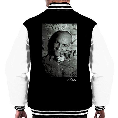 Richard Mann Official Photography - Angelic Upstarts Mensi Flower Men's Varsity Jacket