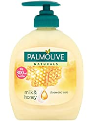 Palmolive Naturals Milk & Honey Liquid Handwash 300ml