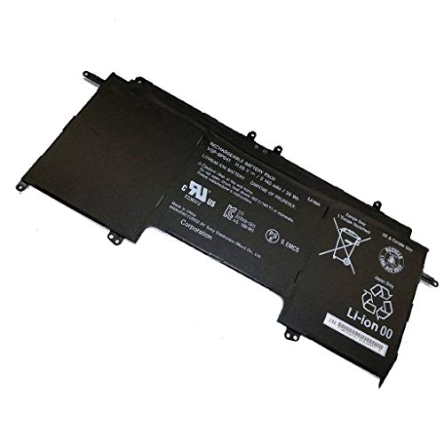 BPX Laptop Battery for Sony Vaio Flip 13 SVF13N SVF13N13CXB Battery VGP-BPS41 11.25V 3140mAh 36Wh