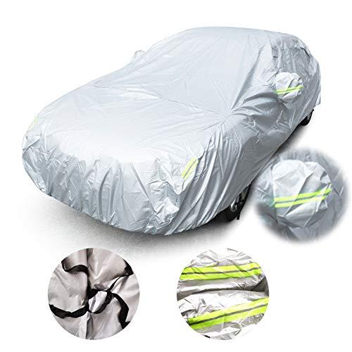 QICHE Autoabdeckung General Motors Abdeckungsgröße S/M/L/XL/XXL Innen/Außen Vollständige Sonnenabdeckung Uv-Schneelimousine Staubschutzabdeckung