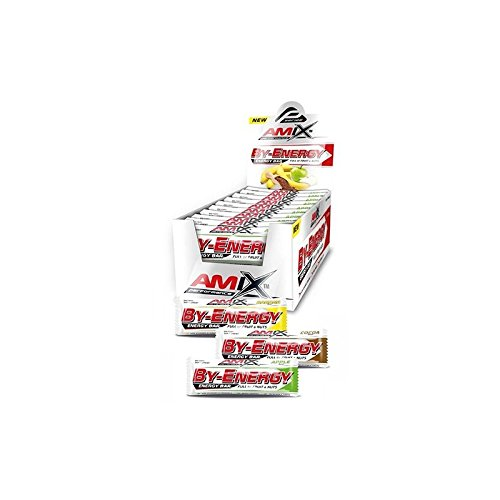 Amix performance by-energy, 20x50gr barritas energéticas