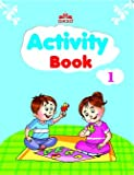 Gikso Activity Book – 1 for Kids Age 3-5 Years Old