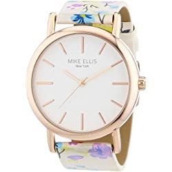Mike Ellis New York Women's Quartz Watch L2979/5