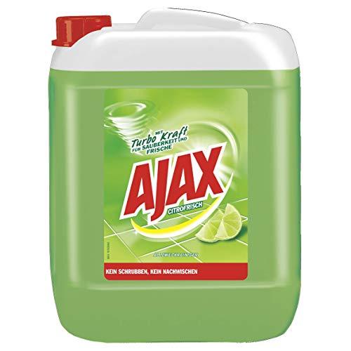 Ajax Allzweckreiniger Citrofrisch, 1er Pack (1 x 10 l)