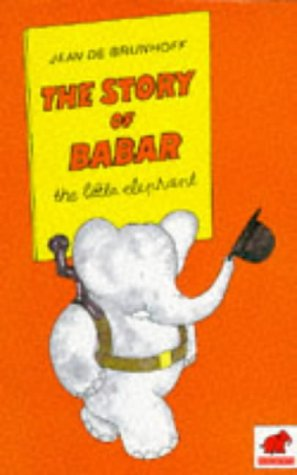 Book cover for The Story of Babar