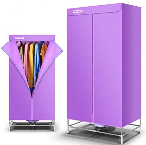 Preisvergleich Produktbild STEAM PANDA Schnelle Luft trocknen heiße Garderoben-Heizungs-Trockner-Kleidungs-trocknende nach Hause trocknende Garderoben-800w PTC Heizung
