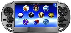 mumbi Hard Case PlayStation Vita Tasche Hülle - PS Vita Schutzhülle schwarz