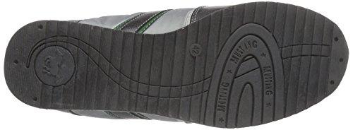 Mustang 4104-301, Sneakers basses homme Gris - Grau (233 stein / grau)