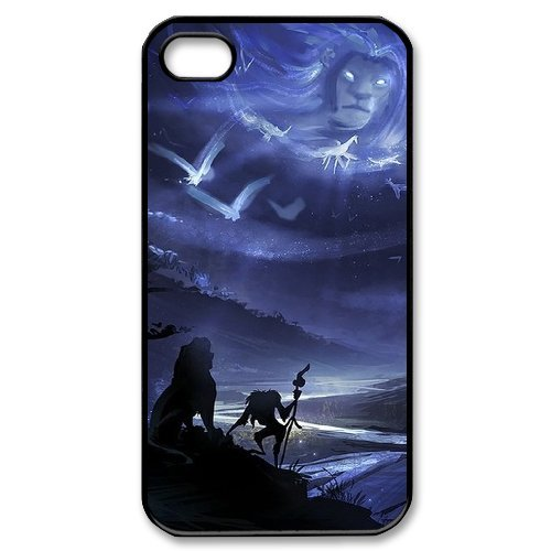 LP-LG Phone Case Of Lion King For Iphone 4/4s [Pattern-6] Pattern-1