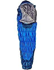 Deuter Exosphere +2° Saco de Dormir, Unisex Adulto, Azul (Cobalt/