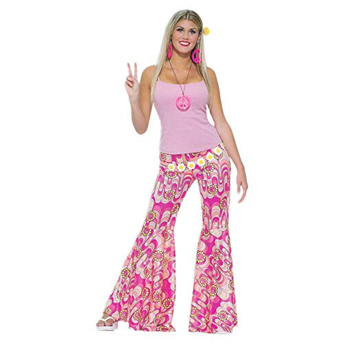 Flower Power Bell Bottom Trousers (Bell-bottom-kostüm)