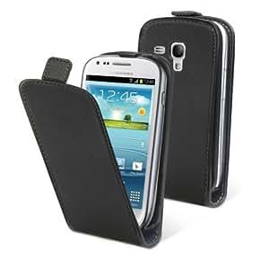 Muvit - Muvit Etui Slim S Noir + Film Samsung Galaxy S3 Mini - 3610009019582