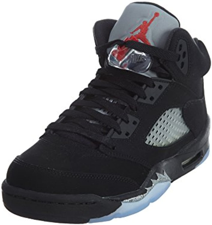 Nike Herren Air Jordan 5 Retro OG BG Basketballschuhe