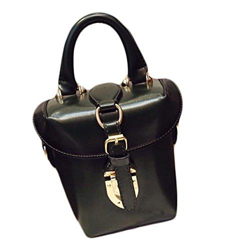 KYFW Frauen-Art- Und Weisehandtaschen-Art- Und Weisekleiner Quadratischer Beutel-kleiner Kasten-Handtaschen-Tendenz-Schulter-Beutel-Kurier-Beutel-Tote-Handtaschen-Schulter-Beutel E
