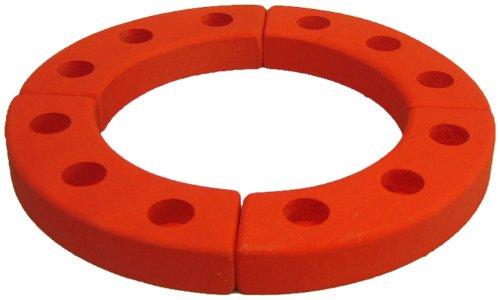 Niermann Standby 9092 - Festring rot, passend für alle Niermann Happy-Figuren