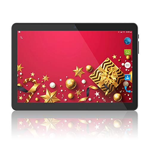 Tablet da 10 pollici, 2GB + 32GB, slot Dual Sim Card, doppia fotocamera, Wifi, Bluetooth, GPS