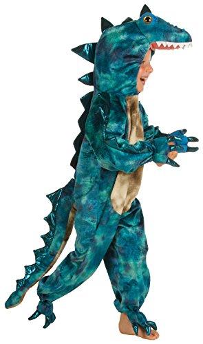Heunec-Carnevale per bambini Costume da drago, taglia 128