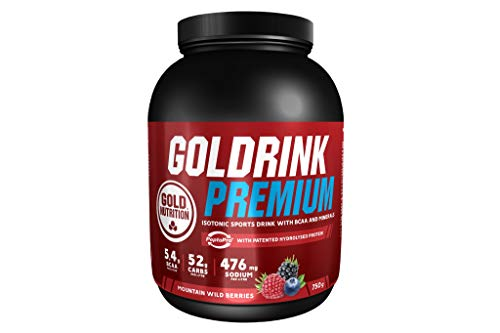 GoldNutrition Goldrink Premium Isotónico