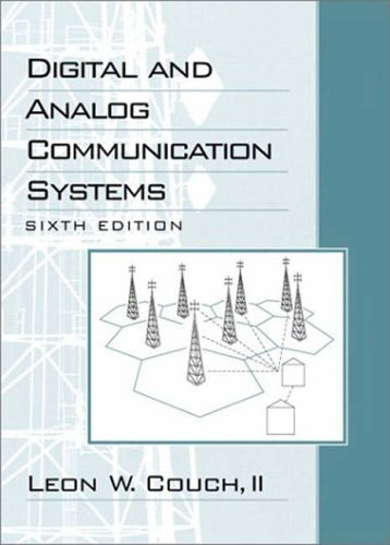 Digital and Analog Communication Systems: International Edition