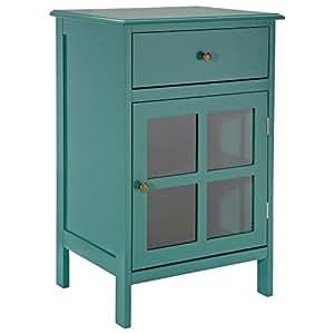 viladura kommode beistellschrank in t rkisgr n im. Black Bedroom Furniture Sets. Home Design Ideas