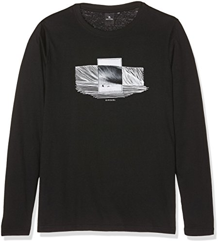 rip-curl-double-frame-boy-ls-tee-t-shirt-garcon-noir-fr-14-ans-taille-fabricant-14